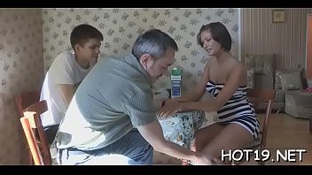 appetizing fucking cock mature hottie sucking young and jerking Big tits in uniform rikki