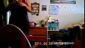 step spying caught brother Sister sleeping but brother is sex