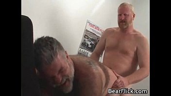 muscle beefy hairy gay Son his frieand