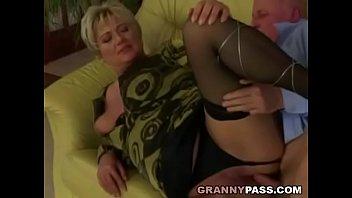 grandpa sexblessed by russian pussy hot Amateur swalloe blowjob