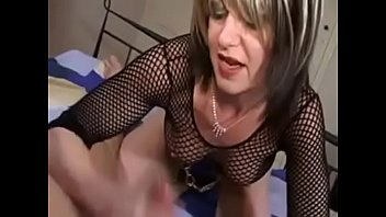 pov doggystyle making inside cum him Mature eats younger stud