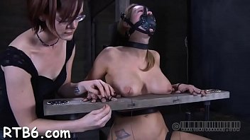 ball sadistic dominatrix torture shock Isis love machine squirt