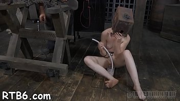 torture electro cbt Red hat white girl
