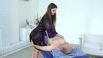 young garage man Husband create a video with his wife and callboy
