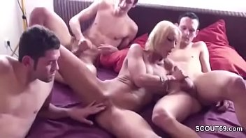 n in son the hot step kitchen Daddy gay pessing public