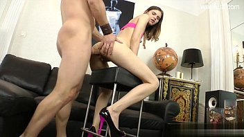 group double clark isabella anal Perfect skinny girl rides dildo