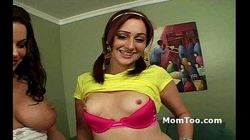 show strip tv Rebeca linares con nacho vidal6