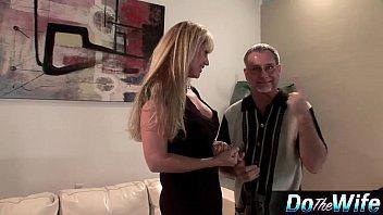 boss wife black rape blonde her husbands Latina green panties
